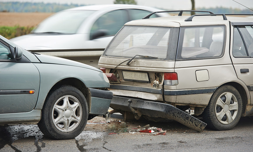 {Personal Injury Litigation / Motor Vehicle Accident }
